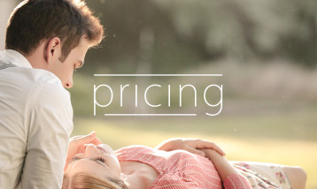 pricing utah wedding photography and videography