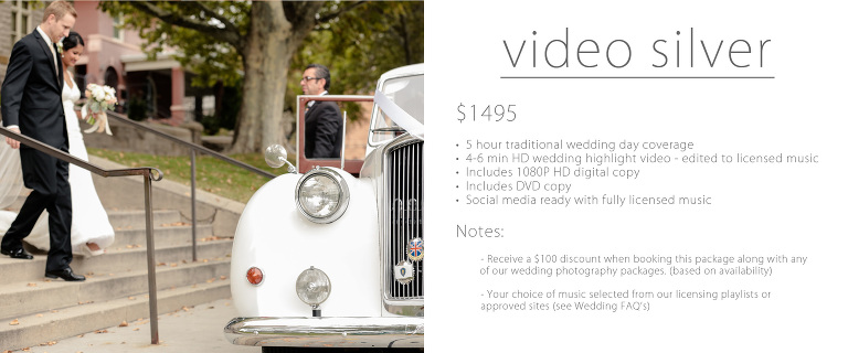 Traditional wedding prices utah video silver