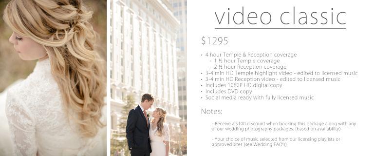 Wedding – Temple Pricing » EK Studios Photo & Video   Utah